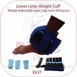 Lower Limp Weight Cuff