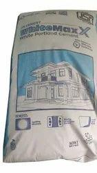 JK Cement White Maxx Portland Cement, 50kg