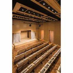 Auditorium Interior Designing