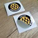 Pvc Vinyl Sticker