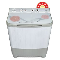 Top Loading Lloyd LWMS80HT1 8 Kg 5 Star Semi Automatic Washing Machine