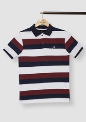Roman Island Cotton Half Sleeves T-Shirt, Age Group: 20-80