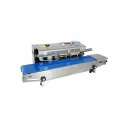 Imported Horizontal Continuous Band Sealer with NGF