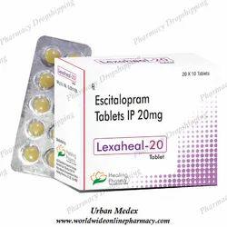 Lexaheal 20 Mg