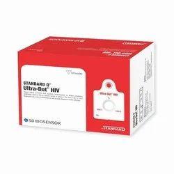 SD Standard Q Ultra Dot HIV Test Kit
