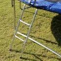 Toy Park14FT. Trampoline With Basketball Hoop & Ladder (PI 544)