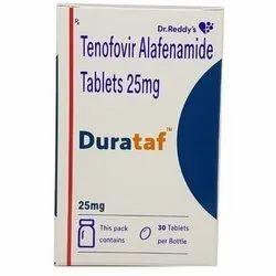 Durataf (Tenofovir Alafenamide 25 Mg)