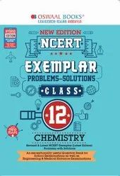 Oswaal NCERT Exemplar (Problems - Solutions) Class 12 Chemistry Book (For 2022 Exam)