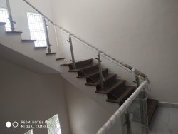 Toughened Glass Handrail