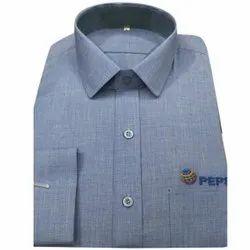 Printed Mens Cotton Shirt, Handwash