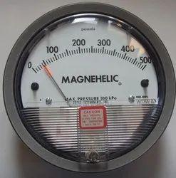 Analogue Digital Pressure Gauge