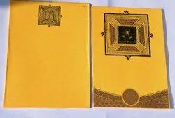Indian Wedding Cards, 2 Leaflet