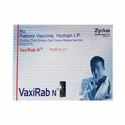 Zydus Vaxirab N, Prescription, Treatment: Anti Rabies Vaccine