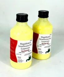 Magaldrate And Simethicone Oral Suspension USP Syrup