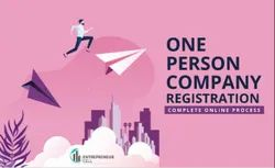 Commercial 5-7 Days (OPC) One Person Company Registration Service, Pan India