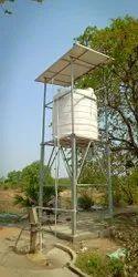 Mild Steel Water Tank Structures