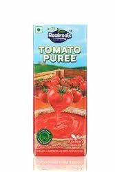 Tomato Puree 200g Tetra Pack