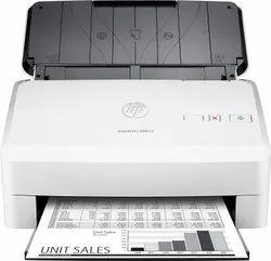 Black & White HP 3000S3 SJent Flow Printer, 1-Phase