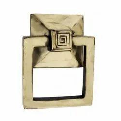 5.5 inch Forum Brass Door Knocker