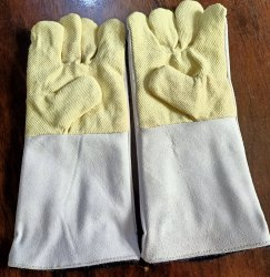 Kevlar Leather Gloves