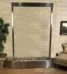 FRP Indoor Glass Fountain