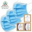 Disposable Medical Surgical Mask Melt Blown Cloth Three Layer Surgical Mask Disposable