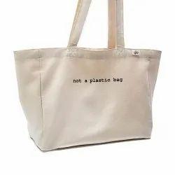 Organic Cotton Canvas Shopping Bag