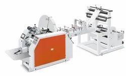 V Bottom Paper Bag Machine With 2 Color Printing Online