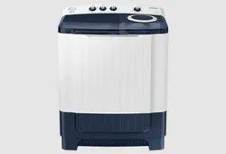 Top Loading Samsung WT85R4200LL 8.5 Kg 5 Star Semi Automatic Washing Machine, Light Grey