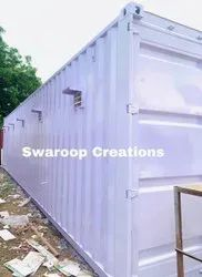 40 Feet Portable Toilets Container