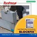 Blockfix - Light Weight Block Joining Mortar