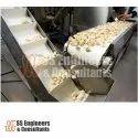 Sweet Corns Processing Plant