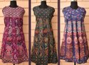 MANDALA UMBRELLA DRESS
