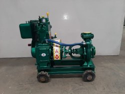 PVP 50A Portable Water Cooled Diesel Engine Pump Set