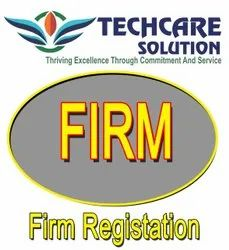 Commercial Firm Registration Service, Pan India