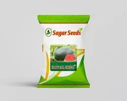 Royal King F-1 Hybrid Watermelon Seeds, for Agriculture, Pack Size: 50 GM