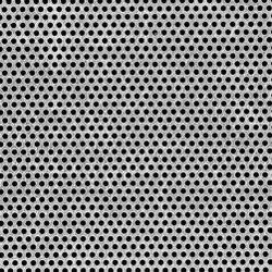 AWP Perforation GI Perforated Sheet, For Industrial, Size: Cut Piece