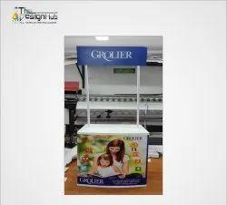 Promotable Vinyl Sticker, Packaging Type: Packet
