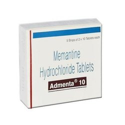 Admenta 10 MG ( Memantine HCL Tablet )