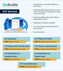 Business GST Return Filing Service, Pan Card,Aadhaar Card
