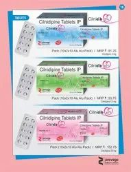 Clinidipine Tablets IP