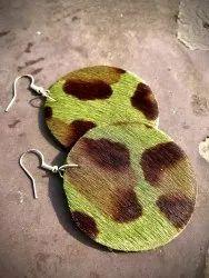 Printed Leather Jewellery
