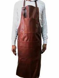 Goat Leather Extra Large Apron