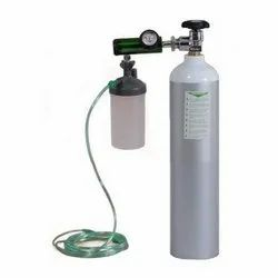 Portable Oxygen Cylinder Kit