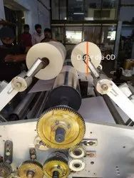 High Speed Automatic Slitting Rewinder Machine