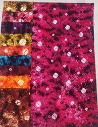Balotra tie dye nighty piece