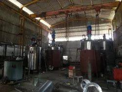 Styrene Acrylic Emulsion Plant