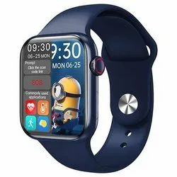 RRC Black HW16 SMART WATCH, For Daily, 52Gm