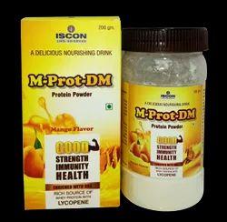 M-Port Protein Powder, Packaging Size: 200 Gm, Prescription