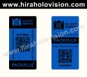 Blue Polyester Mobile Camera Labels., For Mobiles, Packaging Type: Customead